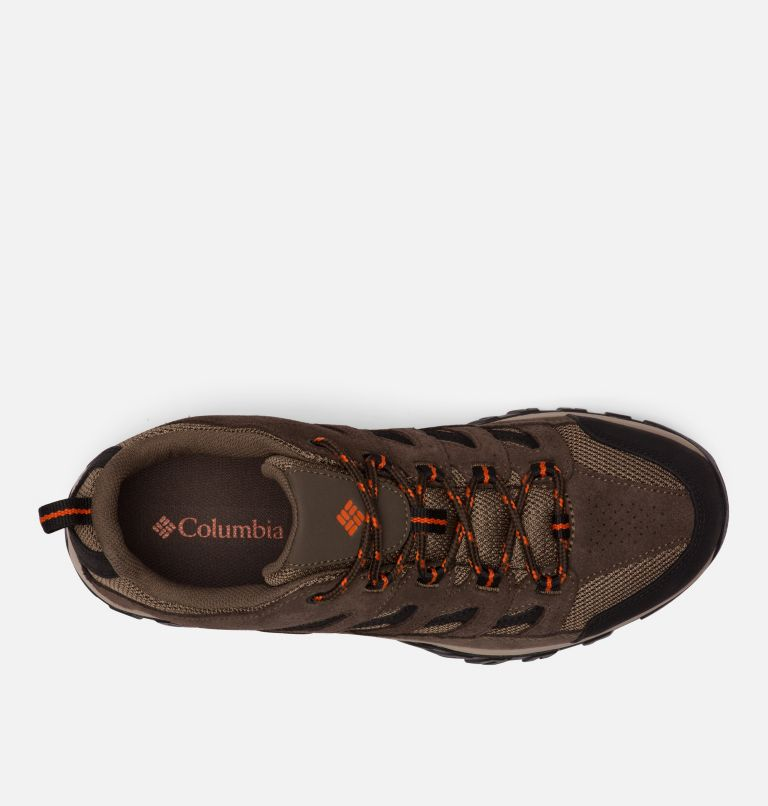 CRESTWOOD™ | 208 | 9 Men's Crestwood™ Hiking Shoe, Camo Brown, Heatwave, top