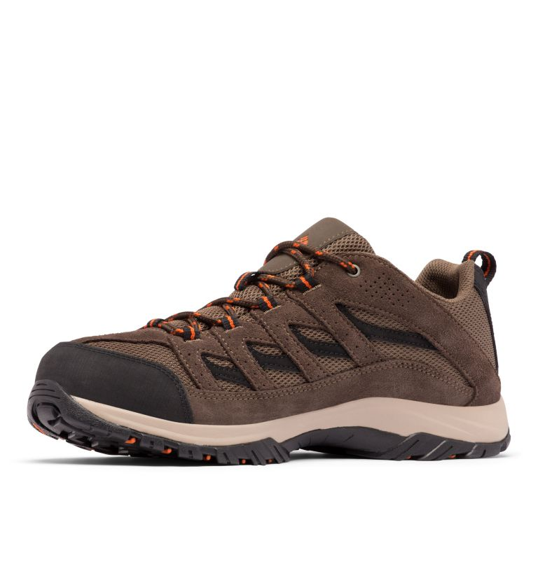 Men's Crestwood™ Hiking Shoe – Wide Men's Crestwood™ Hiking Shoe – Wide, medial