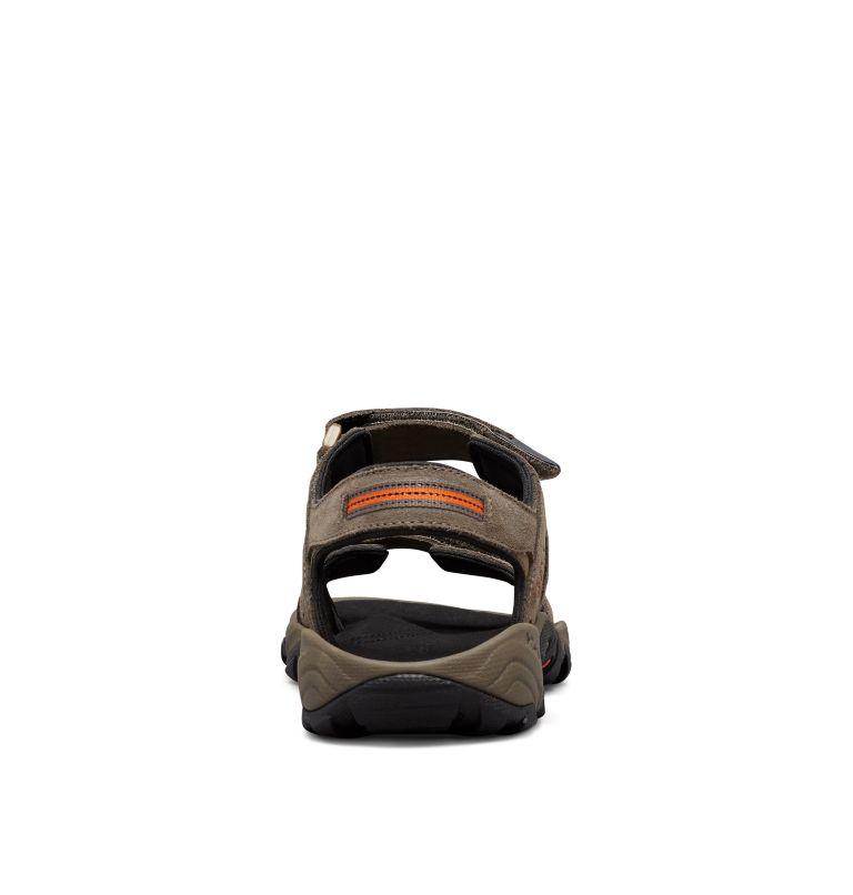 SANTIAM™ 2 STRAP | 255 | 13 Men's Santiam™ Ankle Strap Sandal, Mud, Heatwave, back