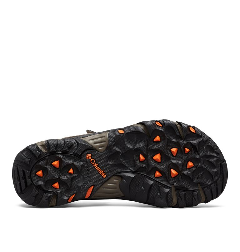 SANTIAM™ 2 STRAP | 255 | 13 Men's Santiam™ Ankle Strap Sandal, Mud, Heatwave