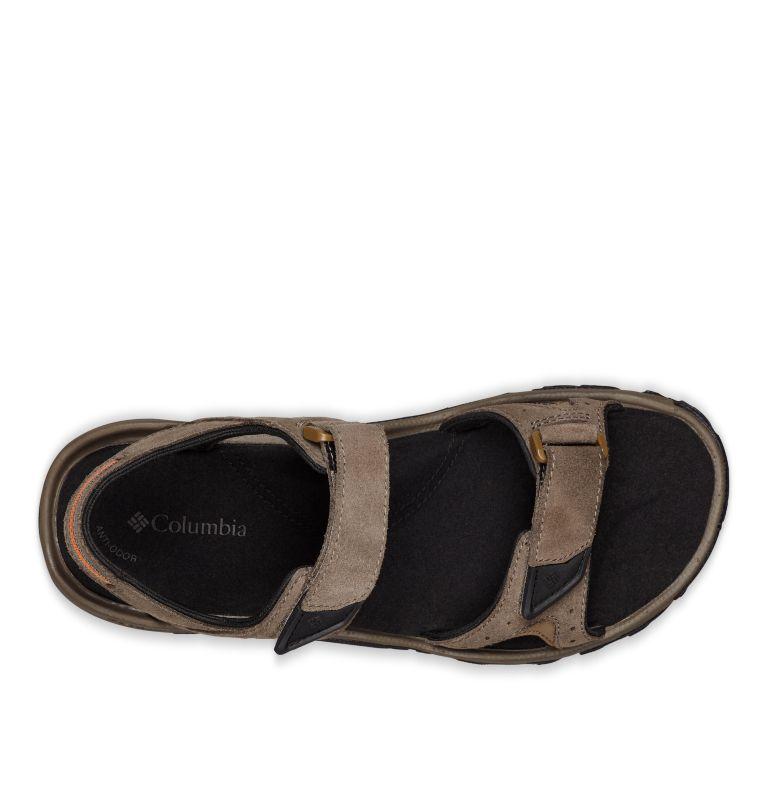 SANTIAM™ 2 STRAP | 255 | 13 Men's Santiam™ Ankle Strap Sandal, Mud, Heatwave, top