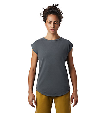 Women's Everyday Perfect™ Short Sleeve Shirt Everyday Perfect™ Short Sleeve T | 055 | M, Dark Storm, front