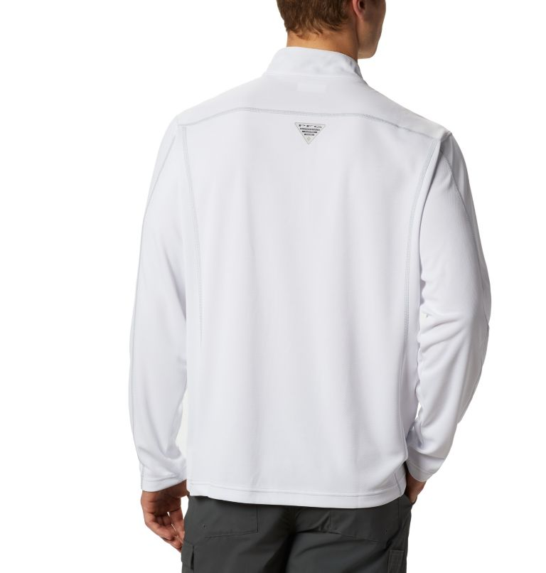 Men's PFG Low Drag™ 1/4 Zip Top Men's PFG Low Drag™ 1/4 Zip Top, back