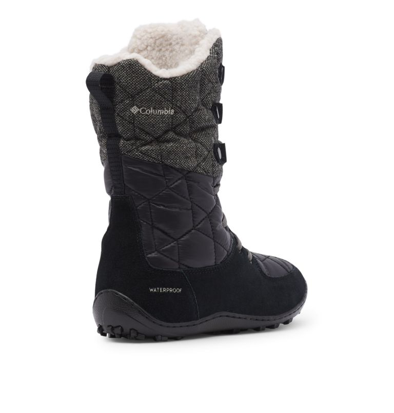Women's Powder Summit™ Mid Wool Boot Women's Powder Summit™ Mid Wool Boot, 3/4 back