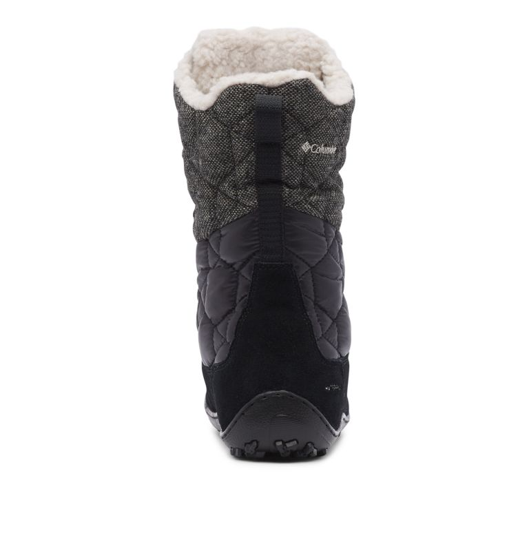 Women's Powder Summit™ Mid Wool Boot Women's Powder Summit™ Mid Wool Boot, back