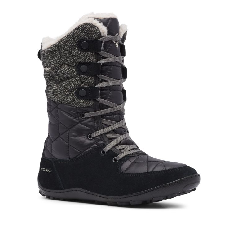 Women's Powder Summit™ Mid Wool Boot Women's Powder Summit™ Mid Wool Boot, 3/4 front