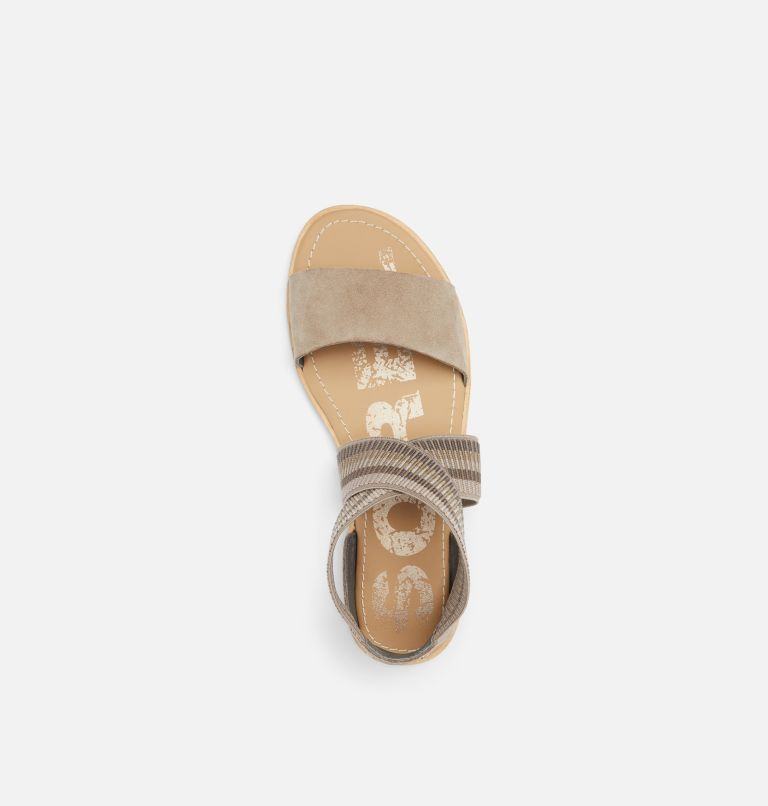 ELLA™ SANDAL | 240 | 6 Women's Ella™ Sandal, Ash Brown, top