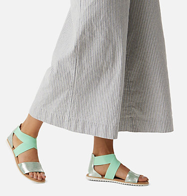 Women's Ella™ Sandal ELLA™ SANDAL | 864 | 7.5, Vivid Mint, video