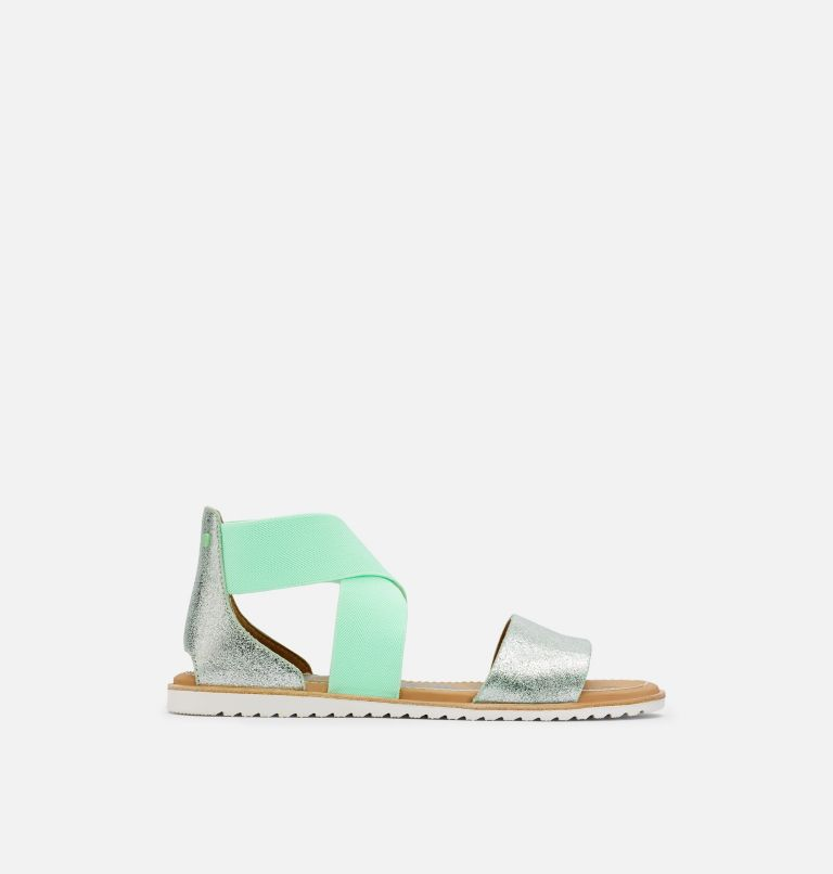 ELLA™ SANDAL | 399 | 11 Women's Ella™ Sandal, Vivid Mint, front