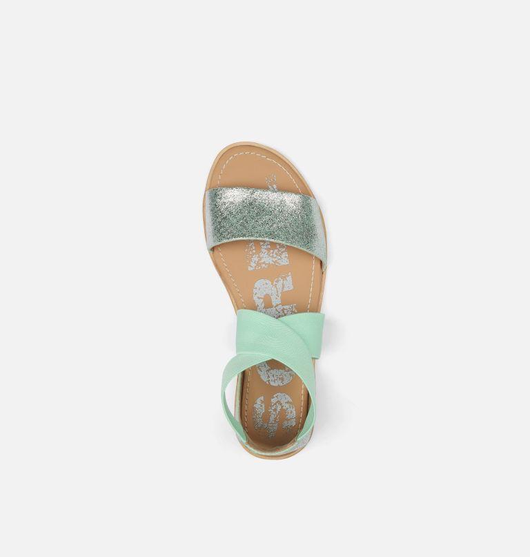ELLA™ SANDAL | 399 | 11 Women's Ella™ Sandal, Vivid Mint, top