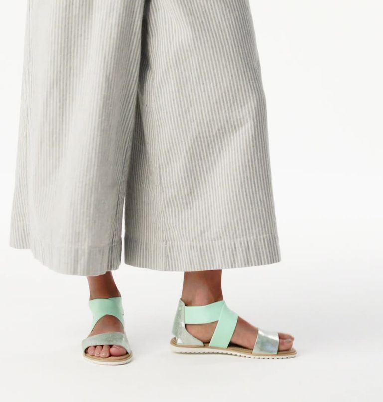 ELLA™ SANDAL | 399 | 7 Ella™ Sandale für Damen, Vivid Mint, video
