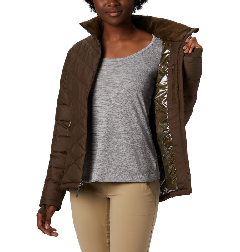 Heavenly™ Jacket | 319 | M Women's Heavenly™ Jacket, Olive Green, a1