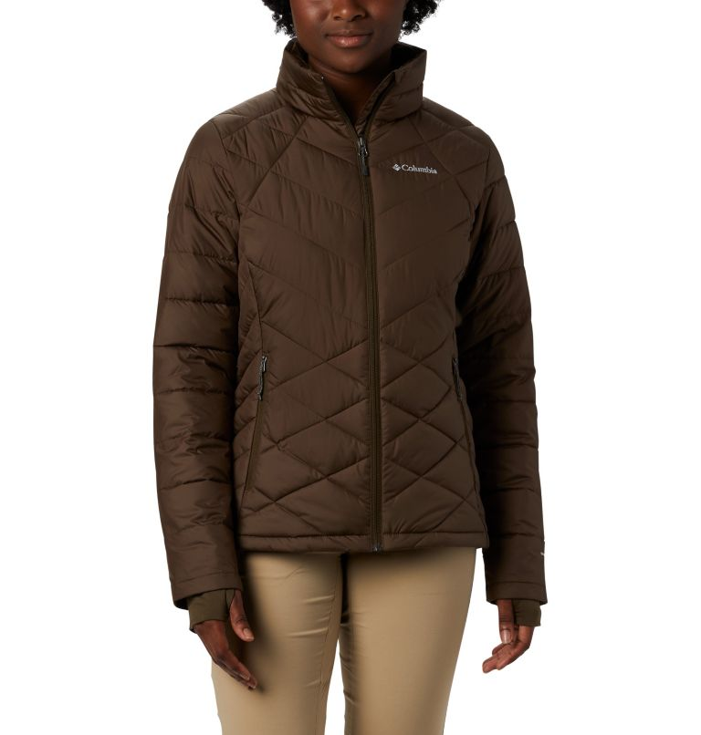 Heavenly™ Jacket | 319 | M Women's Heavenly™ Jacket, Olive Green, front
