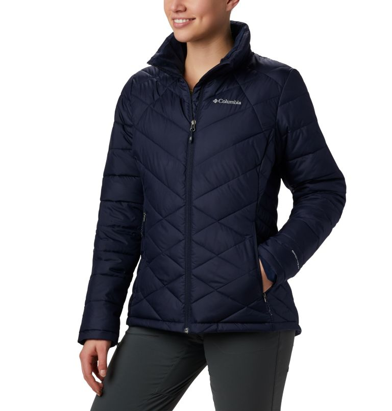 Heavenly™ Jacket | 472 | XL Women's Heavenly™ Jacket, Dark Nocturnal, front