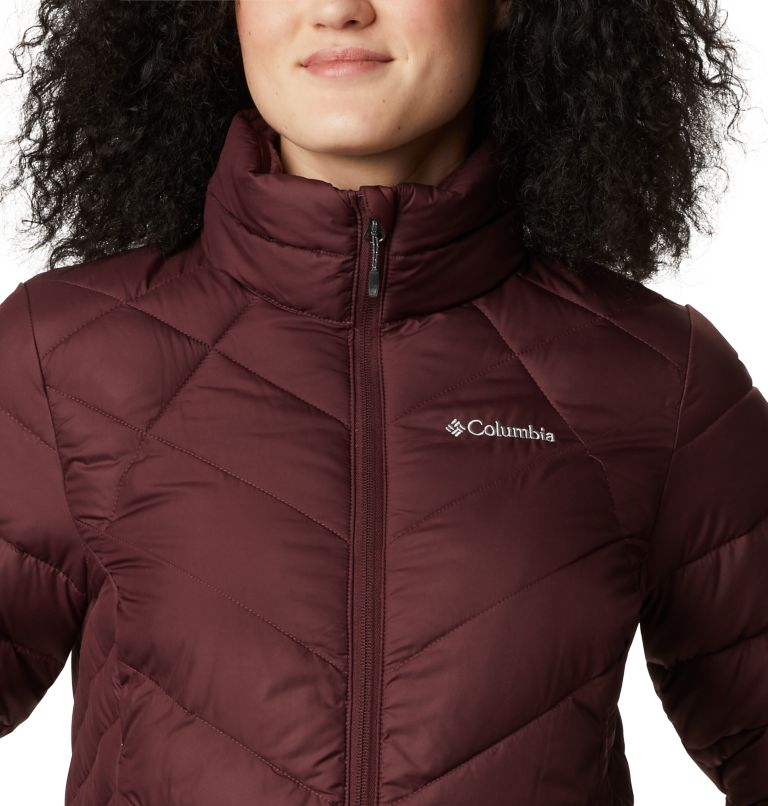 Heavenly™ Jacket | 671 | XS Women's Heavenly™ Jacket, Malbec, a2