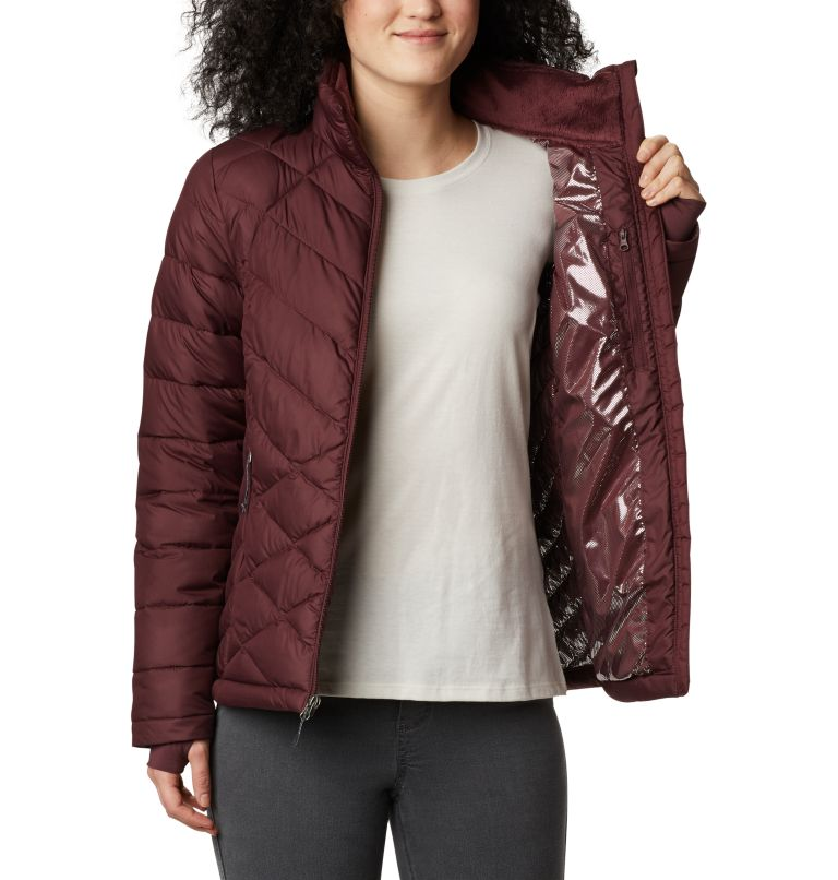 Heavenly™ Jacket | 671 | XS Women's Heavenly™ Jacket, Malbec, a3