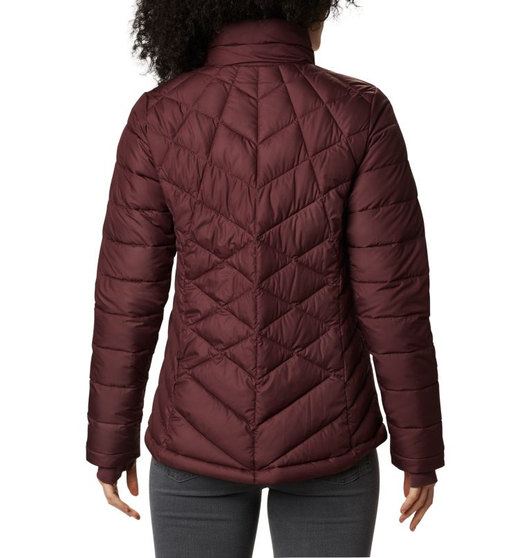 Heavenly™ Jacket | 671 | XS Women's Heavenly™ Jacket, Malbec, back