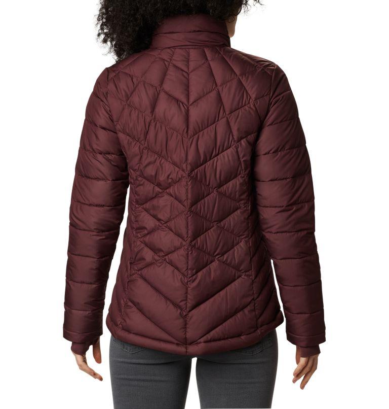 Heavenly™ Jacket | 671 | XS Women's Heavenly™ Jacket, Malbec, back