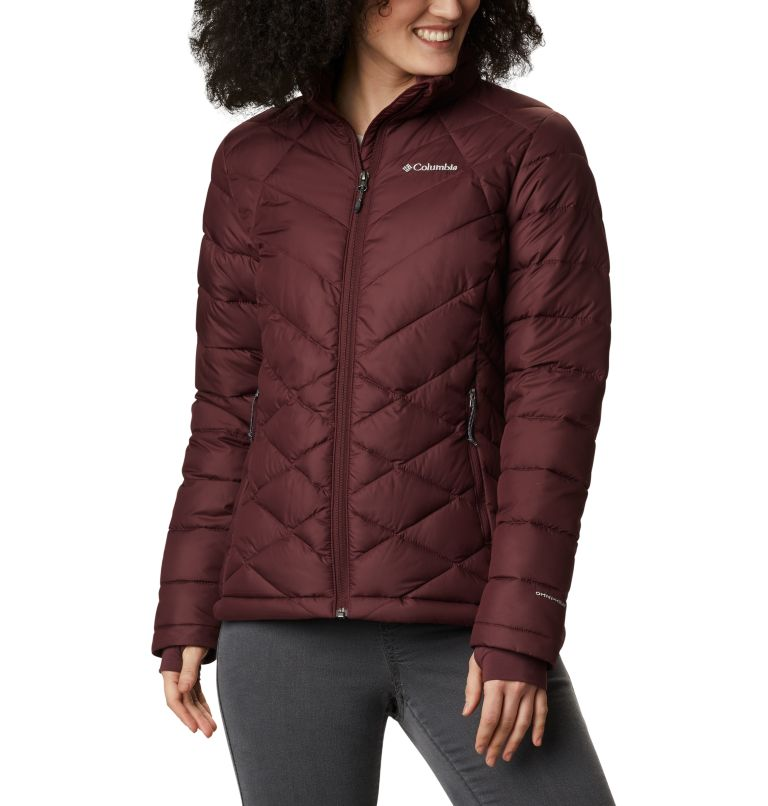 Heavenly™ Jacket | 671 | XS Women's Heavenly™ Jacket, Malbec, front
