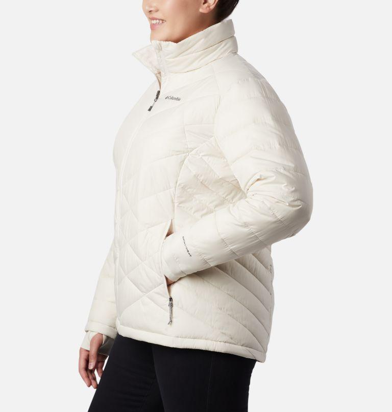 Heavenly™ Jacket | 192 | 3X Women's Heavenly™ Jacket - Plus Size, Chalk, a1