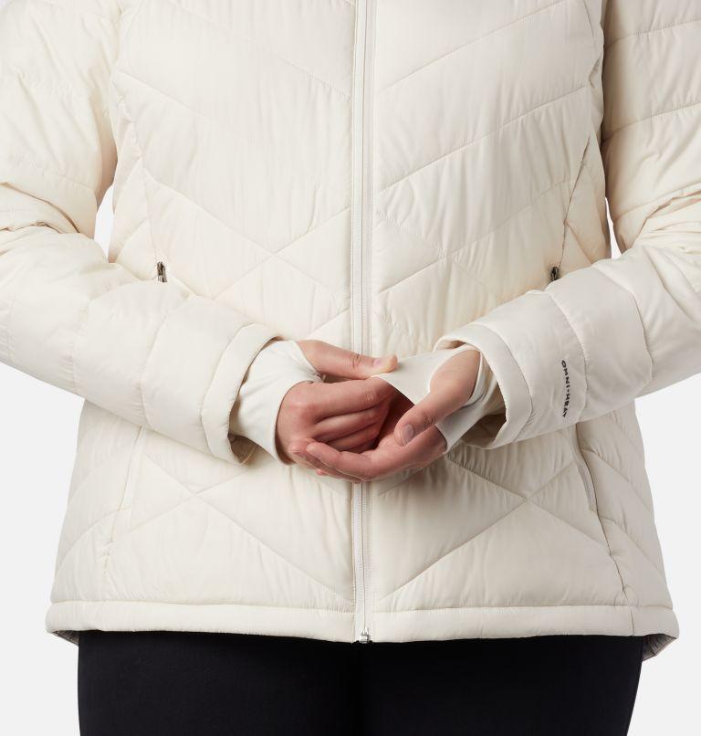 Heavenly™ Jacket | 192 | 3X Women's Heavenly™ Jacket - Plus Size, Chalk, a3
