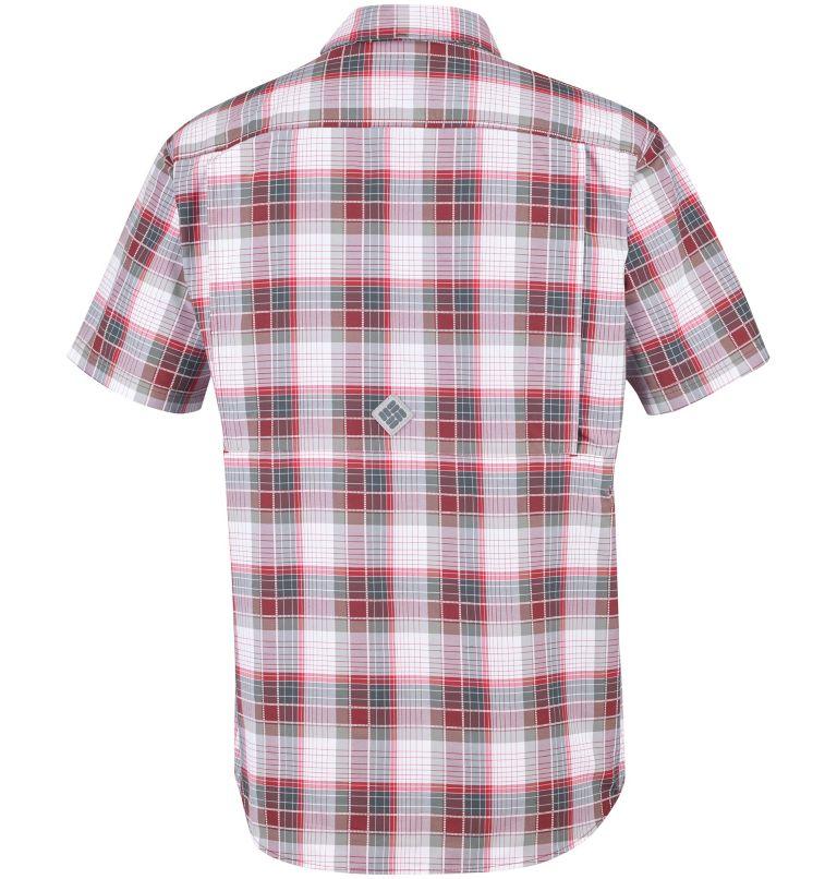 Men's Cascade Explorer™ Plaid Short Sleeve Shirt Men's Cascade Explorer™ Plaid Short Sleeve Shirt, back