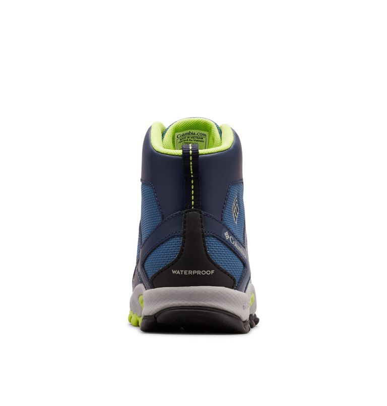 YOUTH PEAKFREAK™ XCRSN MID WP | 433 | 4 Botte Peakfreak™ XCRSN Mid WP Junior, Whale, Fission, back