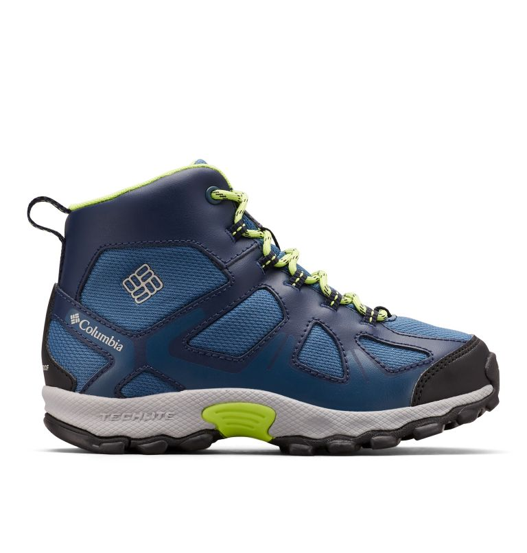 YOUTH PEAKFREAK™ XCRSN MID WP | 433 | 4 Botte Peakfreak™ XCRSN Mid WP Junior, Whale, Fission, front