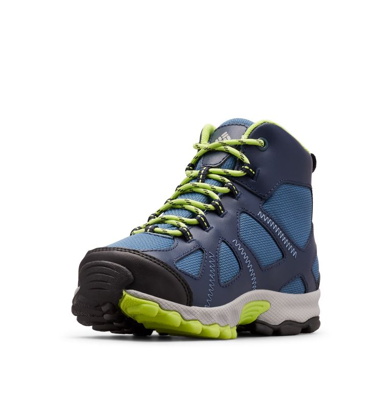 YOUTH PEAKFREAK™ XCRSN MID WP | 433 | 4 Botte Peakfreak™ XCRSN Mid WP Junior, Whale, Fission