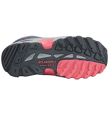 Botte Peakfreak™ XCRSN Mid WP Junior YOUTH PEAKFREAK™ XCRSN MID WP | 550 | 1, Mountain, Camellia Rose