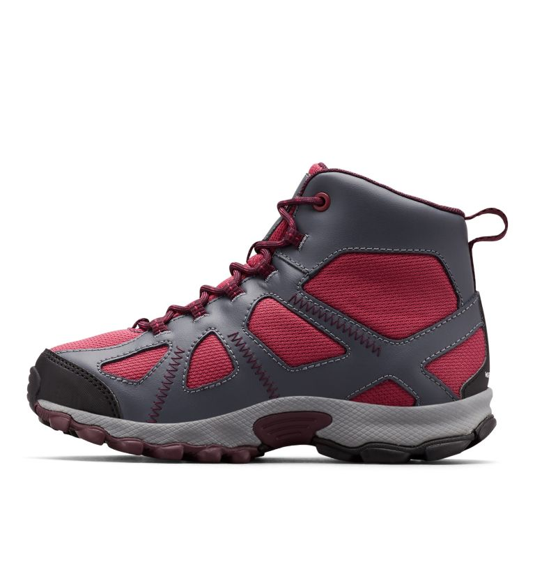 YOUTH PEAKFREAK™ XCRSN MID WP | 550 | 2 Botte Peakfreak™ XCRSN Mid WP Junior, Wine Berry, Black Cherry, medial