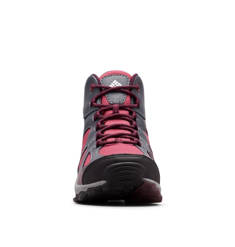 YOUTH PEAKFREAK™ XCRSN MID WP | 550 | 2 Botte Peakfreak™ XCRSN Mid WP Junior, Wine Berry, Black Cherry, toe