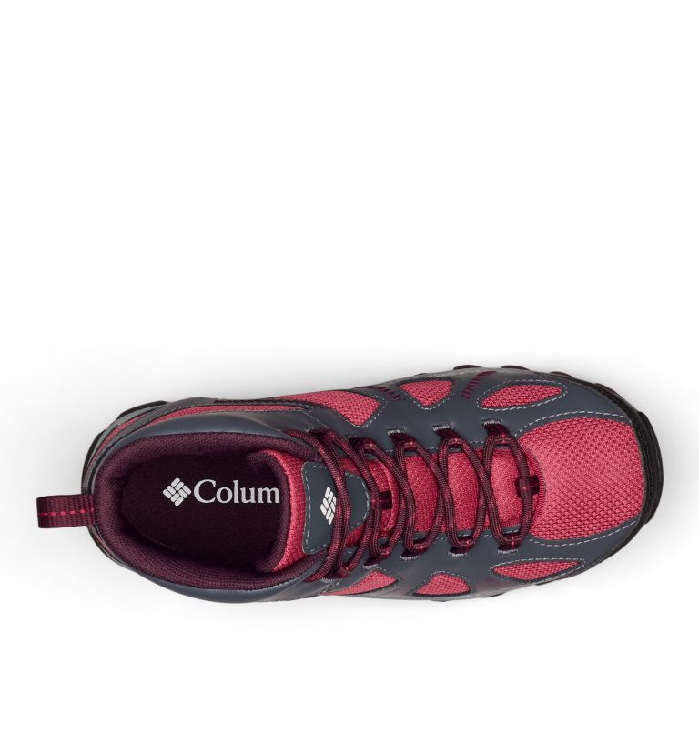 YOUTH PEAKFREAK™ XCRSN MID WP | 550 | 2 Botte Peakfreak™ XCRSN Mid WP Junior, Wine Berry, Black Cherry, top