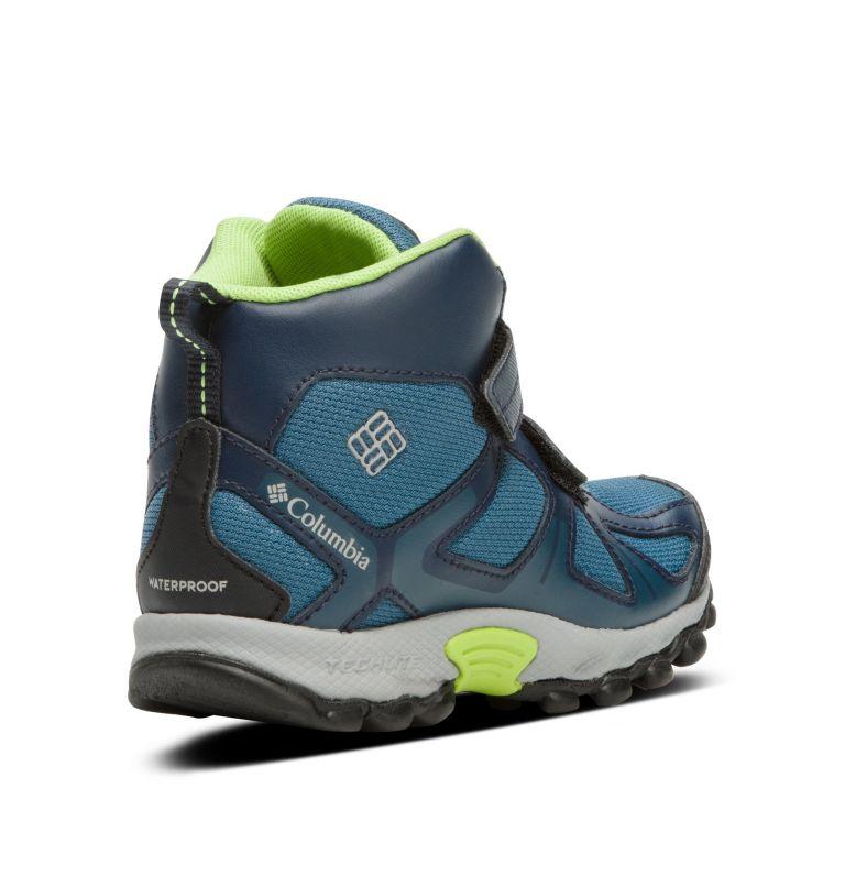 Kids' Peakfreak™ XCRSN Mid WP Boots Kids' Peakfreak™ XCRSN Mid WP Boots, 3/4 back