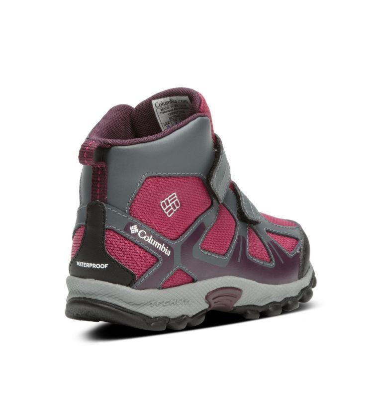 Peakfreak™ XCRSN Mid WP Schuh für Kinder Peakfreak™ XCRSN Mid WP Schuh für Kinder, 3/4 back