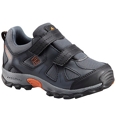 Kids' Peakfreak™ XCRSN Low-Cut WP Boots , front