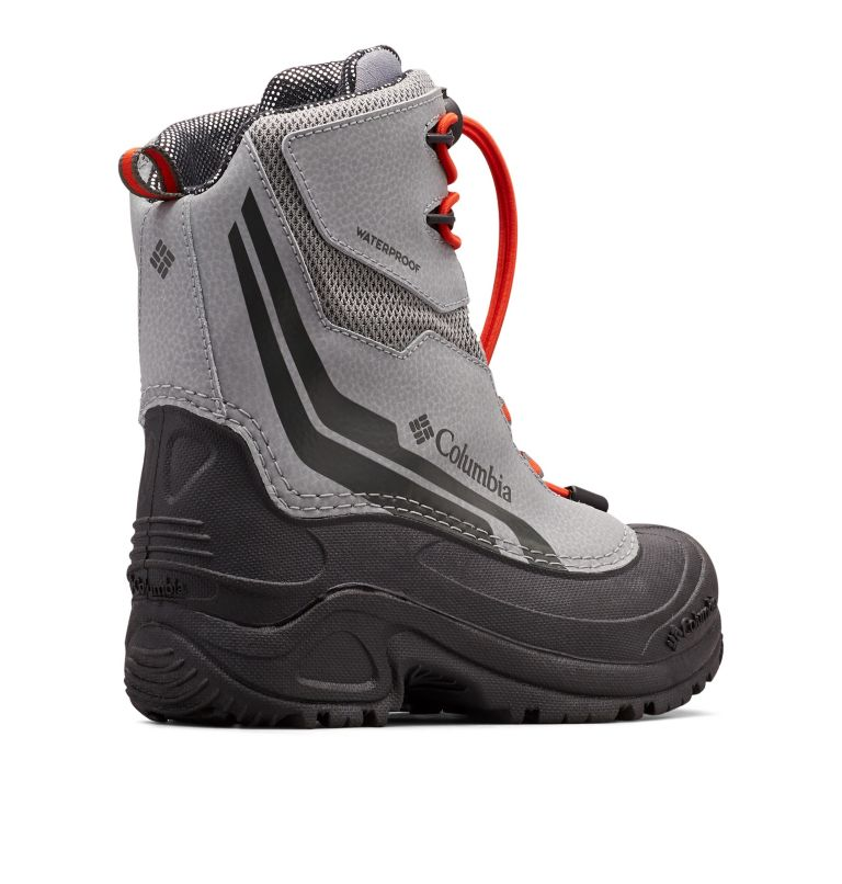 Big Kids' Bugaboot™ Plus IV Omni-Heat™ Boot Big Kids' Bugaboot™ Plus IV Omni-Heat™ Boot, 3/4 back