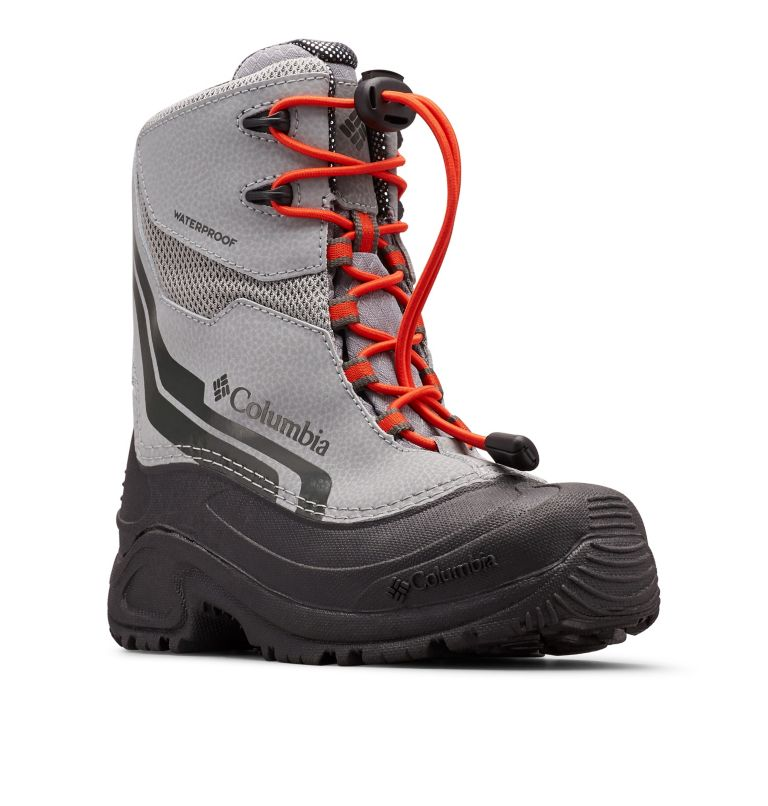 Big Kids' Bugaboot™ Plus IV Omni-Heat™ Boot Big Kids' Bugaboot™ Plus IV Omni-Heat™ Boot, 3/4 front