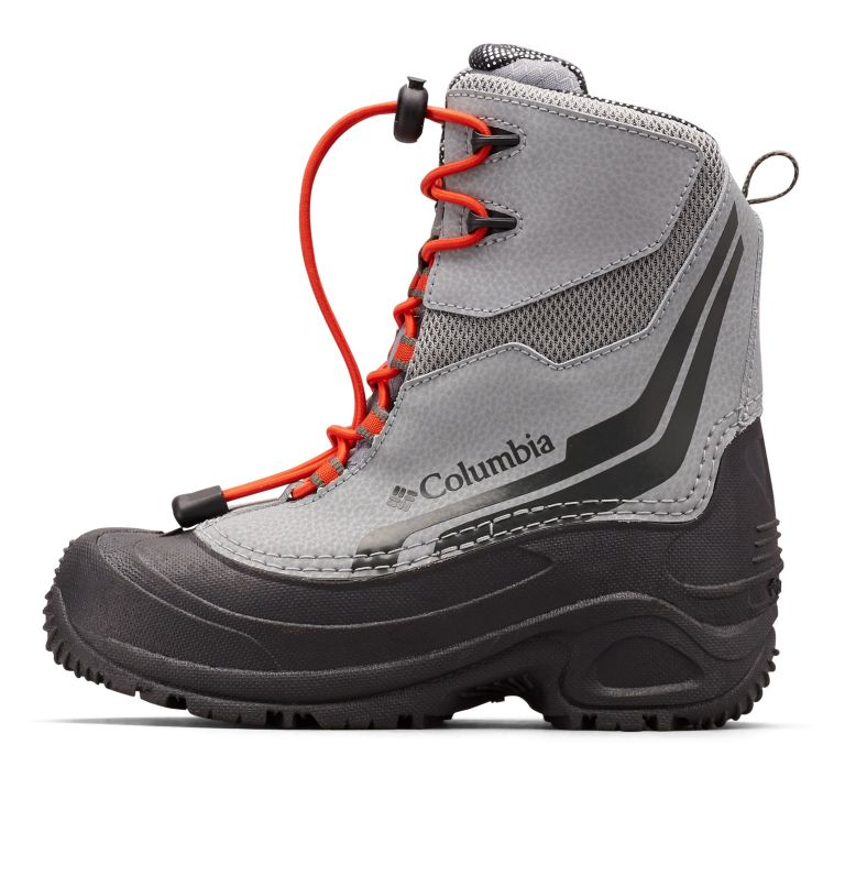 Big Kids' Bugaboot™ Plus IV Omni-Heat™ Boot Big Kids' Bugaboot™ Plus IV Omni-Heat™ Boot, medial