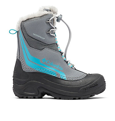 Big Kids' Bugaboot™ Plus IV Omni-Heat™ Boot YOUTH BUGABOOT™ PLUS IV OMNI-HEAT™ | 036 | 1, Ti Grey Steel, Pacific Rim, front