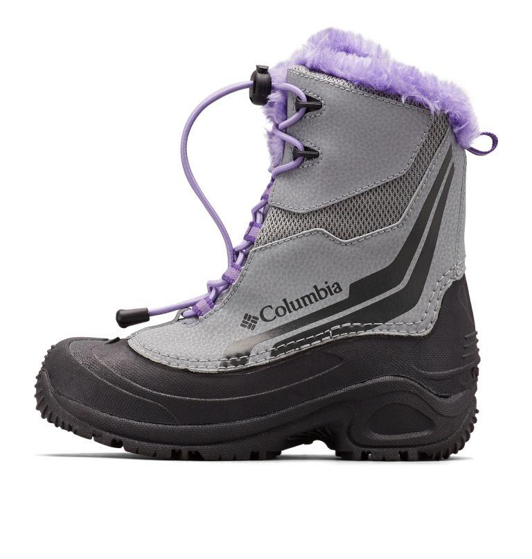 Big Kids' Bugaboot™ Plus IV Omni-Heat™ Faux-Fur Trim Boot Big Kids' Bugaboot™ Plus IV Omni-Heat™ Faux-Fur Trim Boot, medial