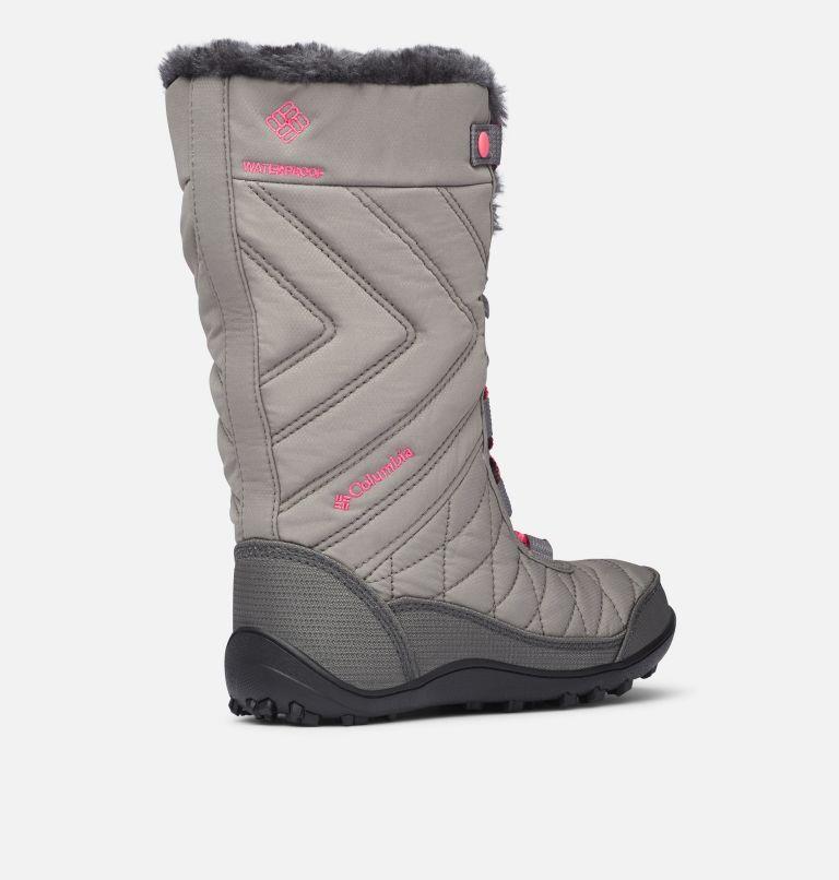 Youth Minx™ Mid III WP Omni-Heat™ Snow Boots Youth Minx™ Mid III WP Omni-Heat™ Snow Boots, 3/4 back