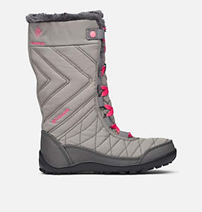 Big Kids' Minx™ Mid III Waterproof Omni-Heat™ Boot