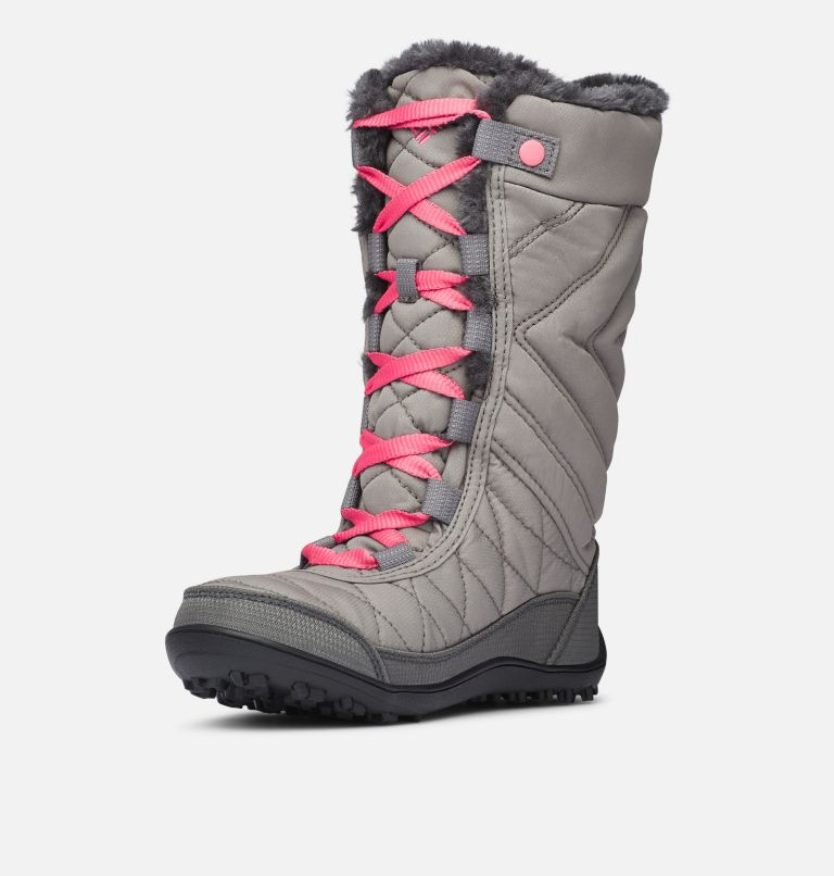 Big Kids' Minx™ Mid III Waterproof Omni-Heat™ Boot Big Kids' Minx™ Mid III Waterproof Omni-Heat™ Boot