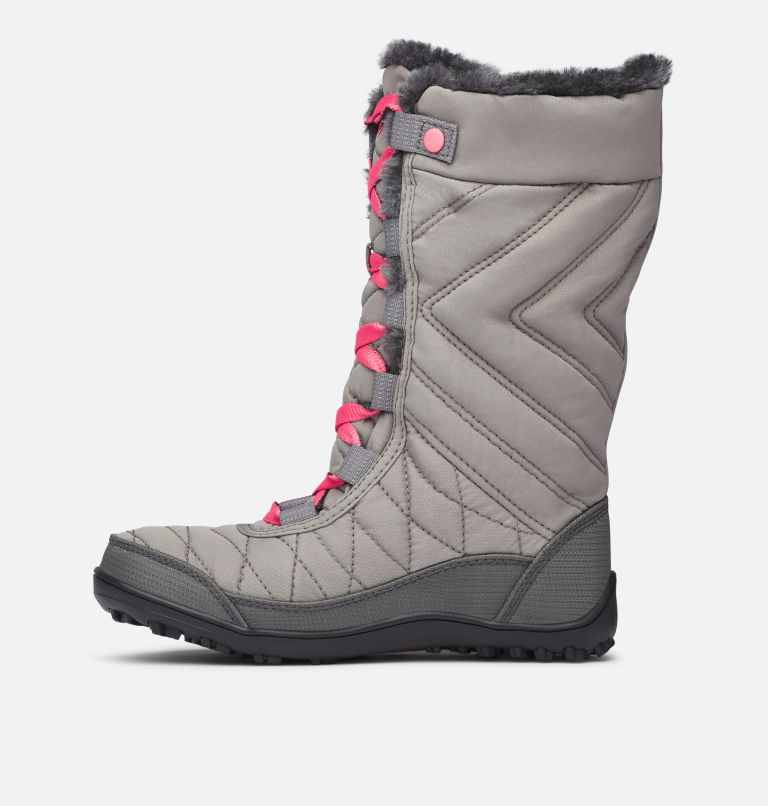 Big Kids' Minx™ Mid III Waterproof Omni-Heat™ Boot Big Kids' Minx™ Mid III Waterproof Omni-Heat™ Boot, medial