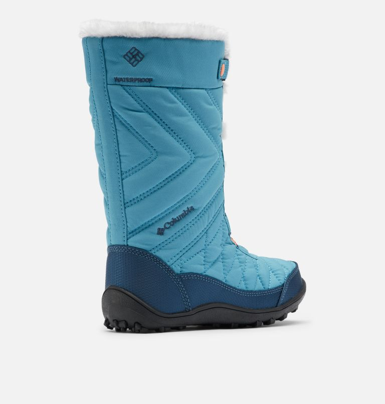Big Kids' Minx™ Mid III Waterproof Omni-Heat™ Boot Big Kids' Minx™ Mid III Waterproof Omni-Heat™ Boot, 3/4 back