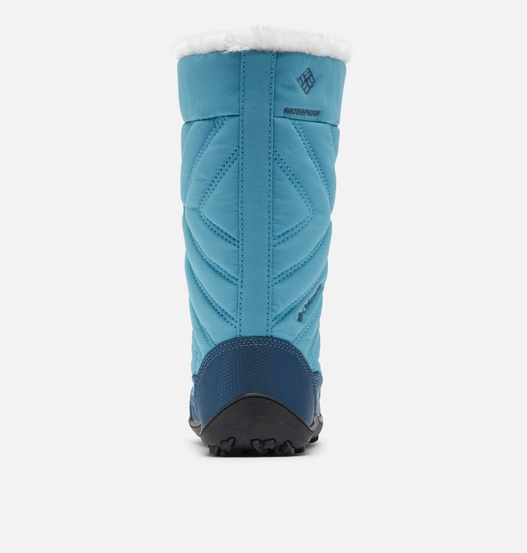 Big Kids' Minx™ Mid III Waterproof Omni-Heat™ Boot Big Kids' Minx™ Mid III Waterproof Omni-Heat™ Boot, back