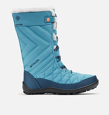 Big Kids' Minx™ Mid III Waterproof Omni-Heat™ Boot YOUTH MINX™ MID III WP OMNI-HE | 010 | 1, Shasta, Lychee, front