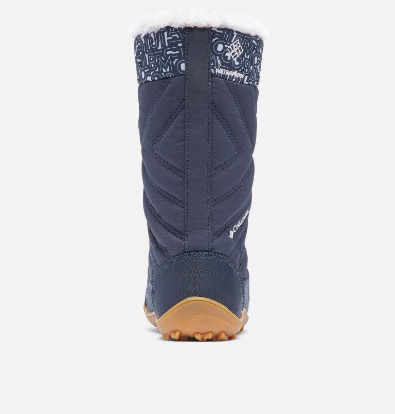 Big Kids' Minx™ Mid III Print Waterproof Omni-Heat™ Boot Big Kids' Minx™ Mid III Print Waterproof Omni-Heat™ Boot, back