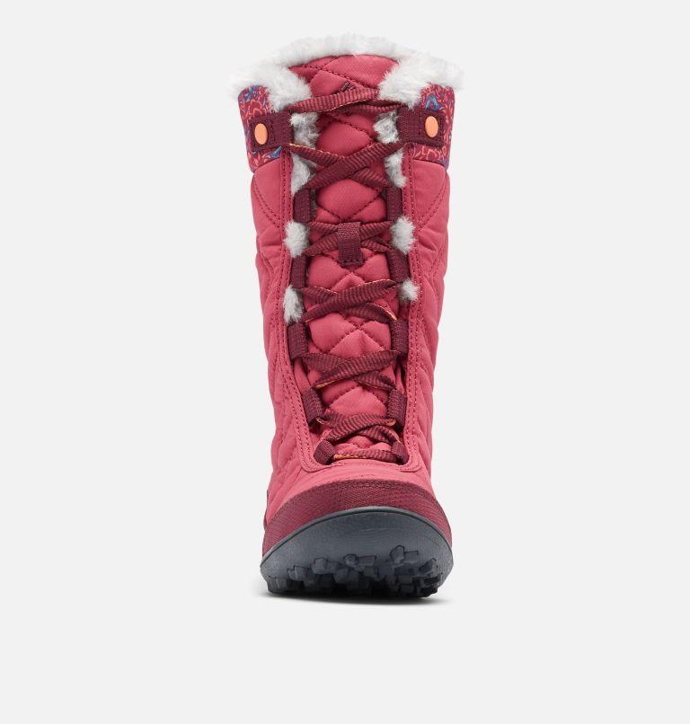 Big Kids' Minx™ Mid III Print Waterproof Omni-Heat™ Boot Big Kids' Minx™ Mid III Print Waterproof Omni-Heat™ Boot, toe